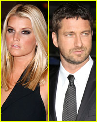 Jessica Simpson & Gerard Butler: Nothing Romantic
