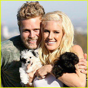 Heidi Montag & Spencer Pratt: New Puppy Love!