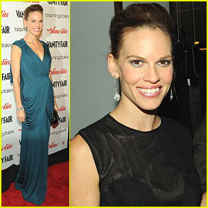 Hilary Swank Is Amelia Earhart