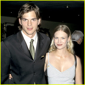 January Jones to Ashton Kutcher: Screw You!
