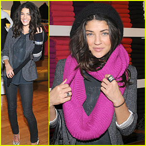 Jessica Szohr is Limited Lovely