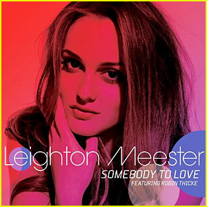 Leighton Meester - 'Somebody To Love' Lyrics