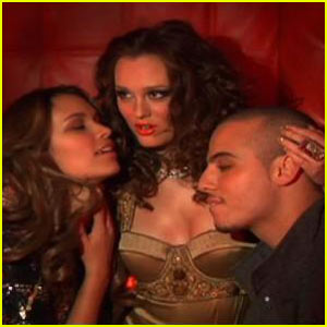 Leighton Meester: 'Somebody to Love' Music Video Preview!