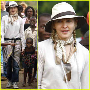 Madonna Is Raising Malawi