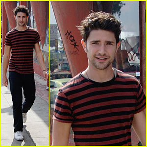 Matt Dallas: West Coast to 'Eastwick'