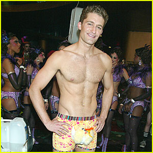Glee's Matthew Morrison to Record Solo Album