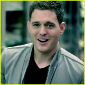 Michael Buble - 'Haven't Met You Yet' Music Video