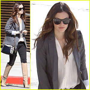 Rachel Bilson: Tribeca West Wonderful