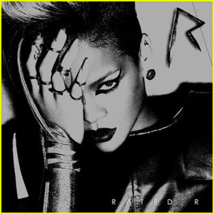 Rihanna Rated R Album