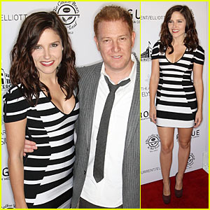 Sophia Bush: The Art Of Elysium Genesis!
