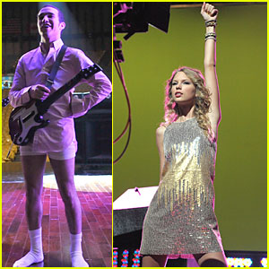 Taylor Swift Wants That Old Time Rock & Roll