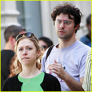 Chelsea Clinton: Engaged to Marc Mezvinsky!