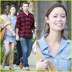 Cooper Reynolds Gross: Summer Glau's New Boyfriend!