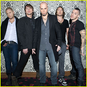 Daughtry Concert's Streaming Live -- VIDEO LINK