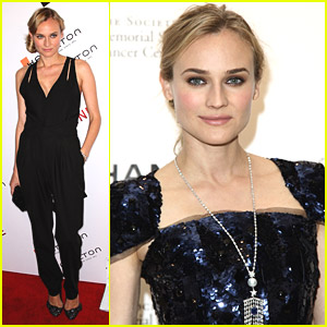Diane Kruger Gets Behind The Camera