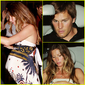 Gisele Bundchen & Tom Brady: Prime One Twelve Couple