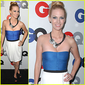 January Jones is GQ Party Pretty