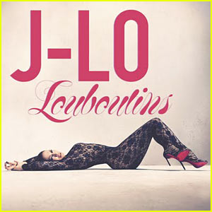 Jennifer Lopez - 'Louboutins' Single Artwork!