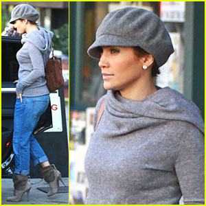 Jennifer Lopez is a Lucky Ducky