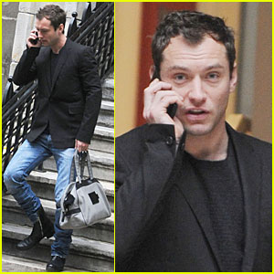 Jude Law: Matinee Man