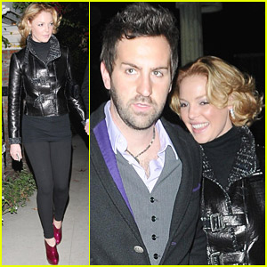 Katherine Heigl Celebrates Her 31st Birthday