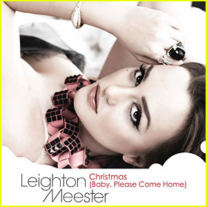 Leighton Meester: Christmas (Baby, Please Come Home)