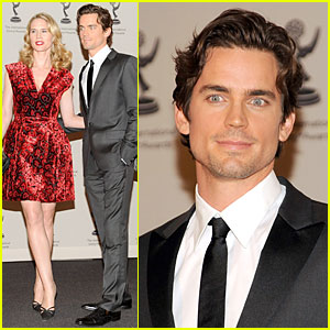 Matt Bomer: 'White Collar' Finale This Friday!