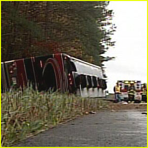 Miley Cyrus Tour Bus Crashes, One Fatality