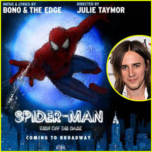 Reeve Carney is Broadway's Spider-Man