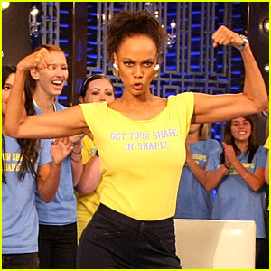 Tyra Banks: Get Your Shape In Shape!