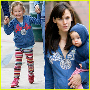 Violet Affleck's Pants: Rainbow Bright