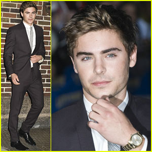Barbara Walters: Zac Efron Has the Best Chest!