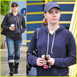 Amy Adams: You Deserve One!