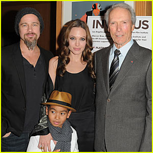 Brad Pitt & Angelina Jolie: Invictus Invincible