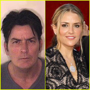 Charlie Sheen Arrested, Spends Christmas In Jail