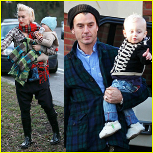 Gwen Stefani & Family: Countryside Holiday