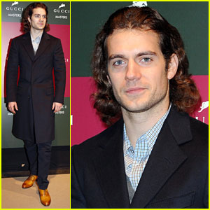 Henry Cavill: Gucci Masters Man