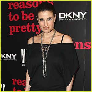 idina menzel pregnant on glee - photo #17