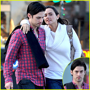 Isabella Brewster: Milo Ventimiglia's New Girlfriend?