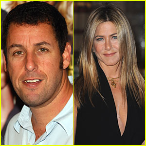 Jennifer Aniston: Adam Sandler's 'Pretend Wife'?