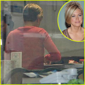 Kate Gosselin Serves Food For New Reality Show?