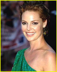 Katherine Heigl Helps Save Animals