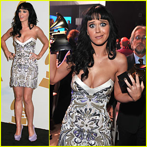 Katy Perry: Grammy Nominations and Nobu!