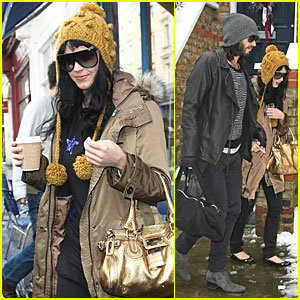 Katy Perry & Russell Brand: Avatar Adorable