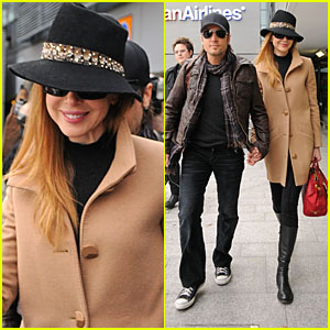Nicole Kidman & Keith Urban: Christmas in Australia!