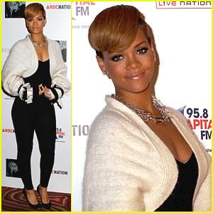Rihanna: May 2010 UK Tour Dates Announced!