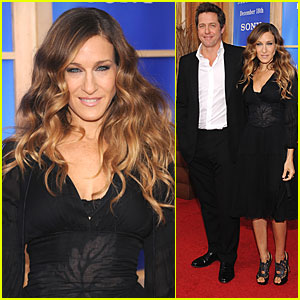 Sarah Jessica Parker & Hugh Grant Bring 'The Morgans' to NYC