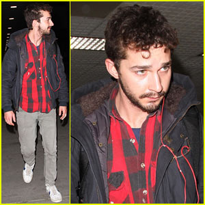 Shia LaBeouf: Feelin' Baja Fresh