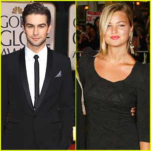 Chace Crawford & Jennifer Akerman Couple Up?