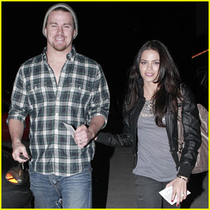 Channing Tatum & Jenna Dewan: Nine Night